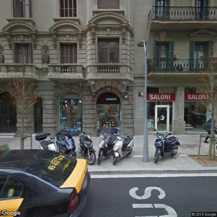 Farmacia calle Balmes 173