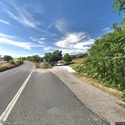 Camino a la ermita de San Isidro y al Pinar de San Isidro