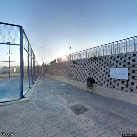 MItico Campo de las instalaciobes deportivas San Miguel