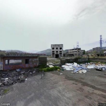 La Fabrica abandonada de Barakaldo