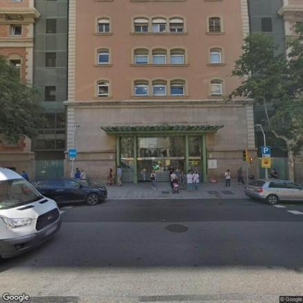 Baños del Hospital Clínic en Barcelona