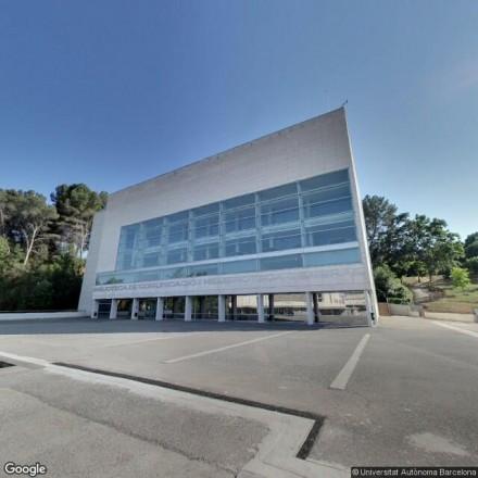 Baños de la Hemeroteca UAB