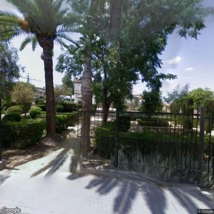Mini parque de calle de la Notaria