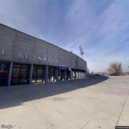 Parking del Estadio Municipal Butarque
