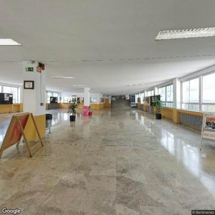 Pecera modulo arriba Facultad economicas