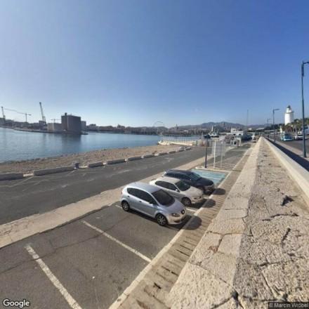 El puerto de malaga