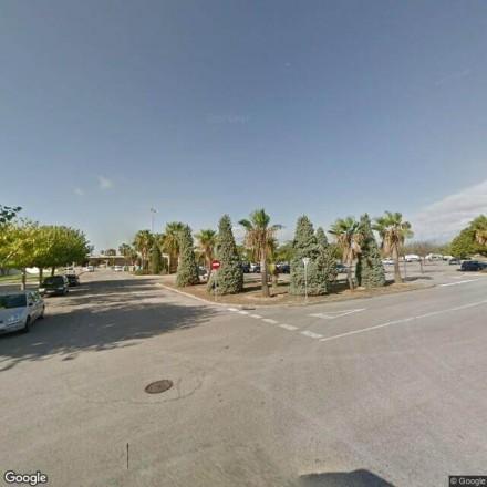 Parking de las Piscinas Municipales Son Hugo