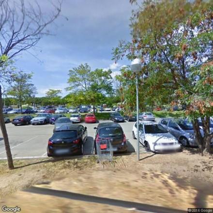 Parking del Centro Comercial Sant Cugat