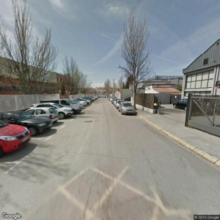 Zona industrial de Sant Cugat