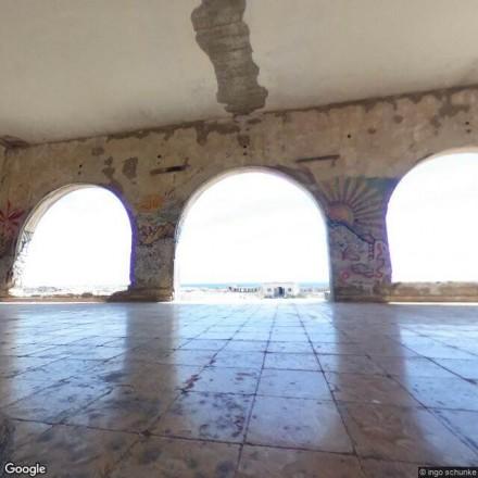 Barracones del antiguo cuartel de Los Abriguit