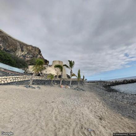 Horno de Cal Playa San Juan