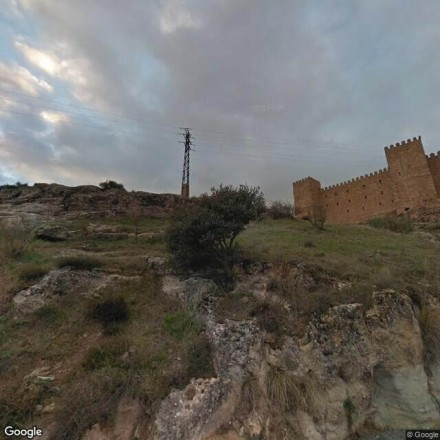 Eras del Castillo de Sigüenza