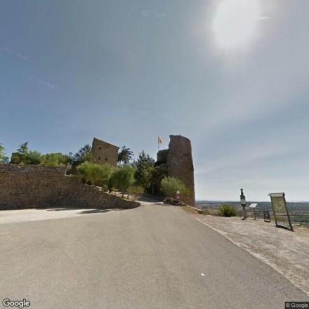 Castillo viejo de Solsona