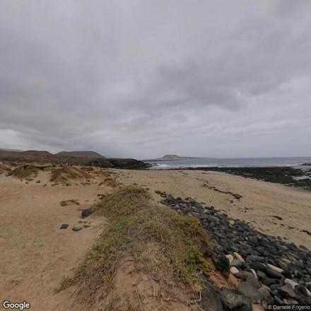 Con la brisa del mar en Teguise