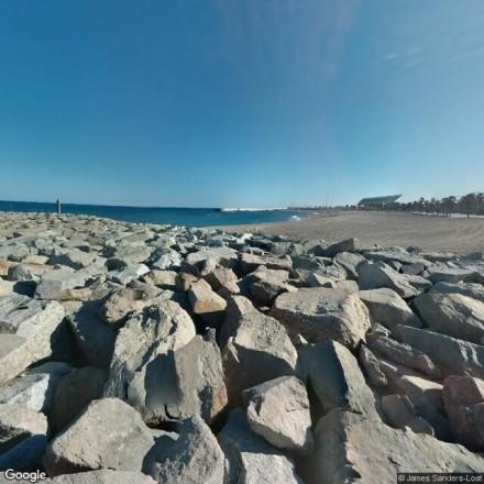 Playa Sant Adria del Besos