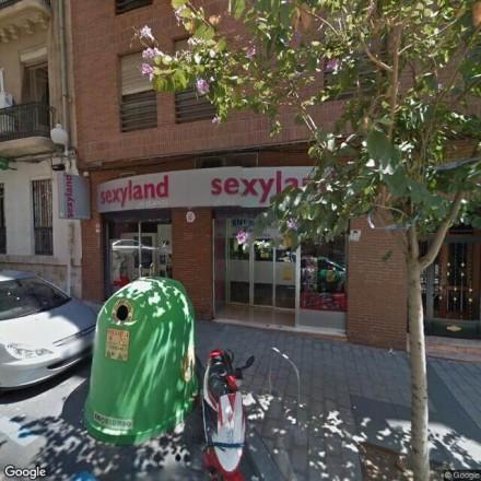 SexyLand Sex Shop Cine XXX Cabinas Gloryhole Tienda